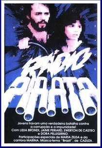 Rádio Pirata - Poster / Capa / Cartaz - Oficial 1