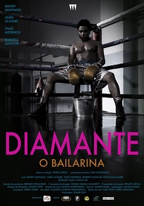 Diamante, o bailarina  - Poster / Capa / Cartaz - Oficial 1