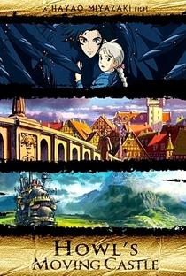 O Castelo Animado - Poster / Capa / Cartaz - Oficial 38