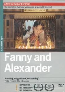 Fanny e Alexander - Poster / Capa / Cartaz - Oficial 12