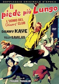 O Homem do Diner's Club - Poster / Capa / Cartaz - Oficial 4