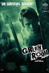 Sala Verde - Poster / Capa / Cartaz - Oficial 3