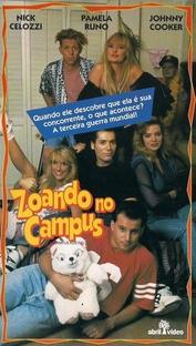 Zoando no Campus - Poster / Capa / Cartaz - Oficial 2