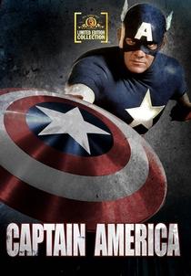 Capitão América: O Filme - Poster / Capa / Cartaz - Oficial 5