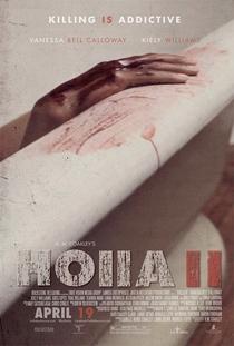 Holla II - Poster / Capa / Cartaz - Oficial 1