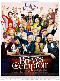 Brèves de Comptoir - Poster / Capa / Cartaz - Oficial 1