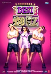 Desi Boyz - Poster / Capa / Cartaz - Oficial 7