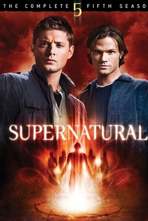 Sobrenatural (5ª Temporada) - Poster / Capa / Cartaz - Oficial 1