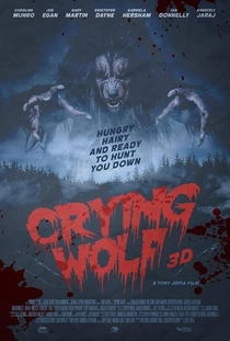 Crying Wolf - Poster / Capa / Cartaz - Oficial 2