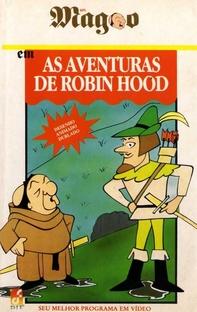 Mr. Magoo em as Aventuras de Robin Hood - Poster / Capa / Cartaz - Oficial 1