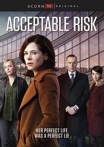 Acceptable Risk (1ª Temporada) - Poster / Capa / Cartaz - Oficial 1