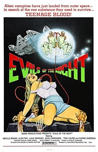 Evils of the Night - Poster / Capa / Cartaz - Oficial 1