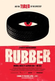 Rubber - Poster / Capa / Cartaz - Oficial 1