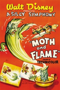 Moth and the Flame - Poster / Capa / Cartaz - Oficial 1
