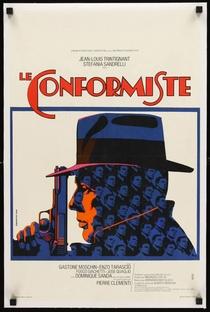O Conformista - Poster / Capa / Cartaz - Oficial 8