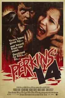 Perkins 14  - Poster / Capa / Cartaz - Oficial 2