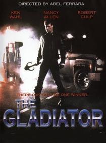 O Gladiador das Ruas - Poster / Capa / Cartaz - Oficial 1