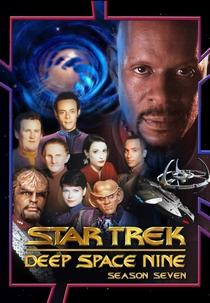 Jornada nas Estrelas: Deep Space Nine (7ª Temporada) - Poster / Capa / Cartaz - Oficial 1