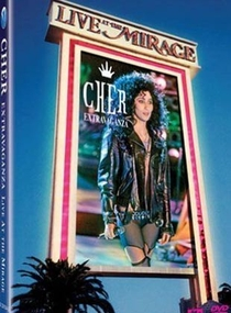 Cher Live At Mirage: Extravaganza - Poster / Capa / Cartaz - Oficial 1