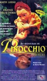 As Aventuras de Pinocchio - Poster / Capa / Cartaz - Oficial 1