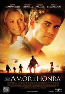 Por Amor e Honra - Poster / Capa / Cartaz - Oficial 1