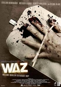 Waz - Matemática da Morte - Poster / Capa / Cartaz - Oficial 1