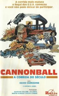 Cannonball - A Corrida do Século - Poster / Capa / Cartaz - Oficial 2