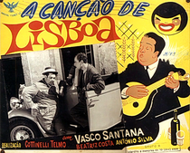 A canção de Lisboa - Poster / Capa / Cartaz - Oficial 1
