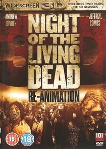 A Noite dos Mortos Vivos: Re-Animação - O Início do Fim - Poster / Capa / Cartaz - Oficial 2