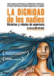 A Dignidade dos Ninguéns - Poster / Capa / Cartaz - Oficial 1