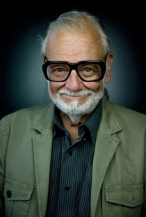 George A. Romero - Poster / Capa / Cartaz - Oficial 1
