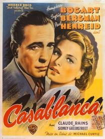 Casablanca - Poster / Capa / Cartaz - Oficial 6