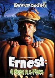 Ernest: O Bobo e a Fera - Poster / Capa / Cartaz - Oficial 1