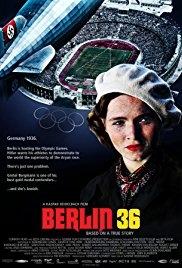 Berlin 36 - Poster / Capa / Cartaz - Oficial 2