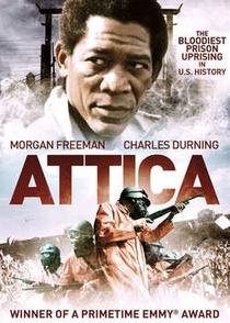 Attica - A Rebelião Sangrenta - Poster / Capa / Cartaz - Oficial 2