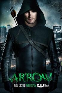 Arrow (1ª Temporada) - Poster / Capa / Cartaz - Oficial 3