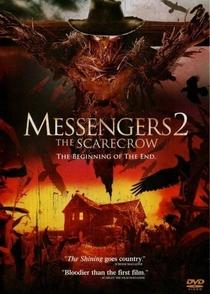Os Mensageiros 2: A Maldição do Espantalho - Poster / Capa / Cartaz - Oficial 3