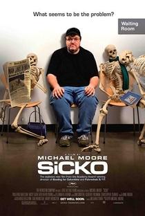 Sicko - S.O.S. Saúde - Poster / Capa / Cartaz - Oficial 1