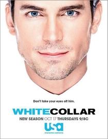 White Collar (5ª Temporada) - Poster / Capa / Cartaz - Oficial 1