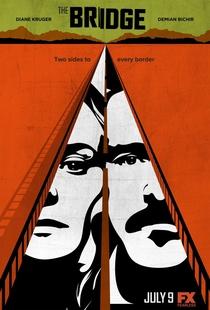 The Bridge (2ª Temporada)  - Poster / Capa / Cartaz - Oficial 1