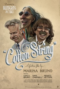 Cotton String - Poster / Capa / Cartaz - Oficial 1