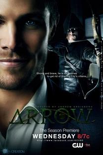 Arrow (1ª Temporada) - Poster / Capa / Cartaz - Oficial 10