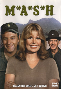 M*A*S*H (5ª Temporada) - Poster / Capa / Cartaz - Oficial 1