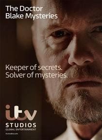 The Doctor Blake Mysteries (1º Temporada) - Poster / Capa / Cartaz - Oficial 1