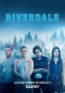 Riverdale (3ª Temporada) - Poster / Capa / Cartaz - Oficial 1