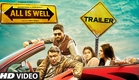 'All Is Well' Official Trailer | Abhishek Bachchan, Asin, Rishi Kapoor, Supriya | T-Series