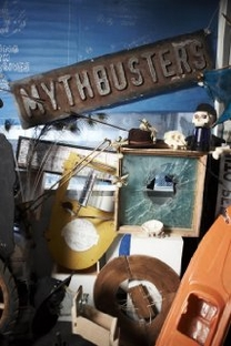 Mythbusters - Episódio Piloto 2 - Poster / Capa / Cartaz - Oficial 1