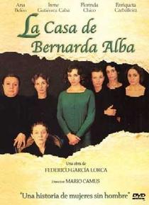 A Casa de Bernarda Alba - Poster / Capa / Cartaz - Oficial 1