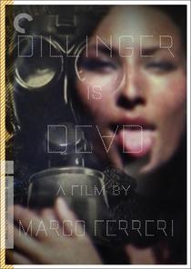 Dillinger Está Morto - Poster / Capa / Cartaz - Oficial 2