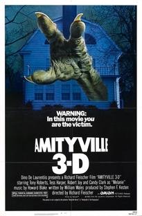 Amityville 3: O Demônio - Poster / Capa / Cartaz - Oficial 4